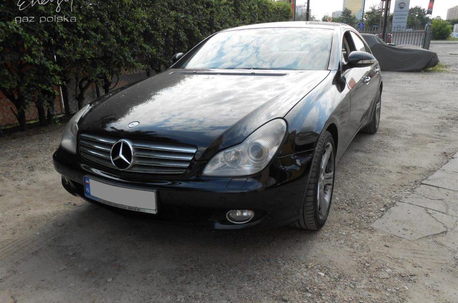 Mercedes CLS 3.5 V6 2005r LPG