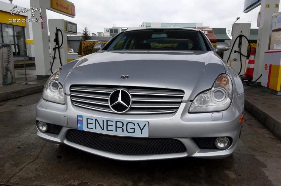 Mercedes CLS 5.5 V8 2007r LPG