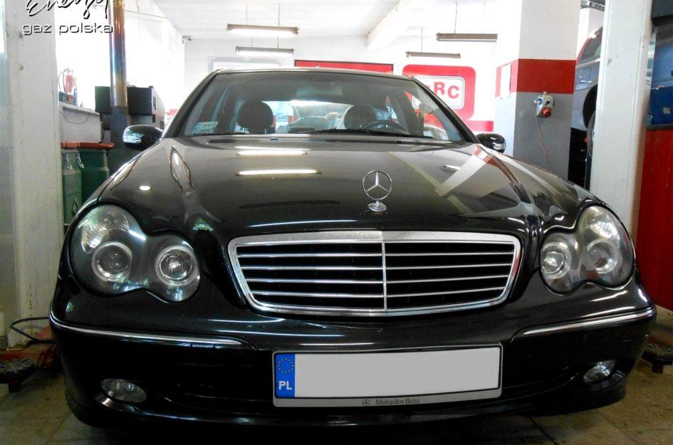 Mercedes E-klasa 2.0 2001r LPG