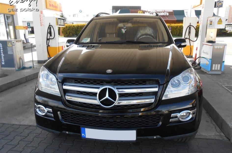 Mercedes GL 450 4.6 V8 2007r LPG