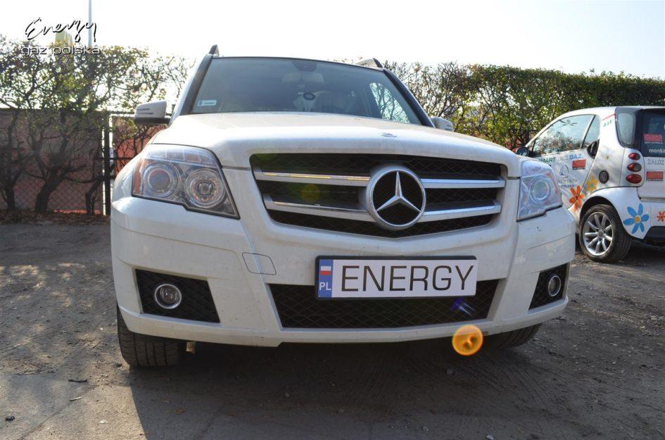 Mercedes GLK 350 3.5 V6 2012r LPG