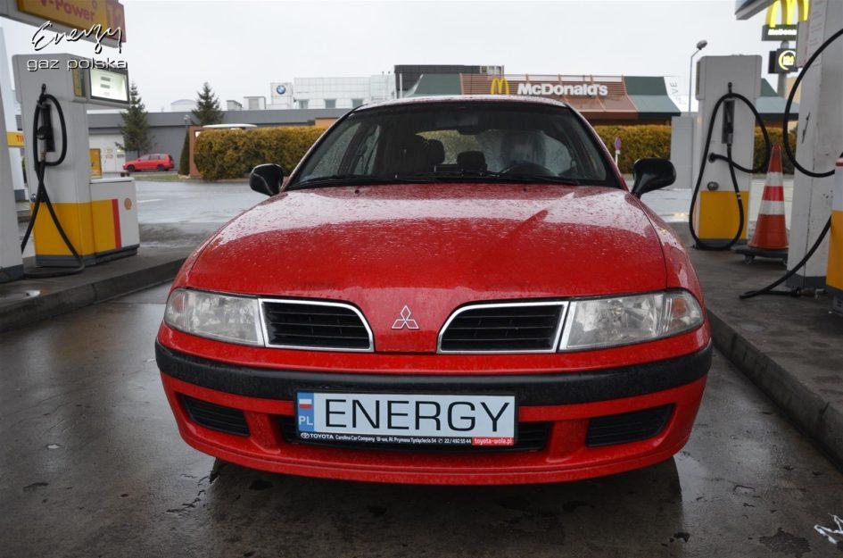 Mitsubishi Carisma 1.6 2001r LPG