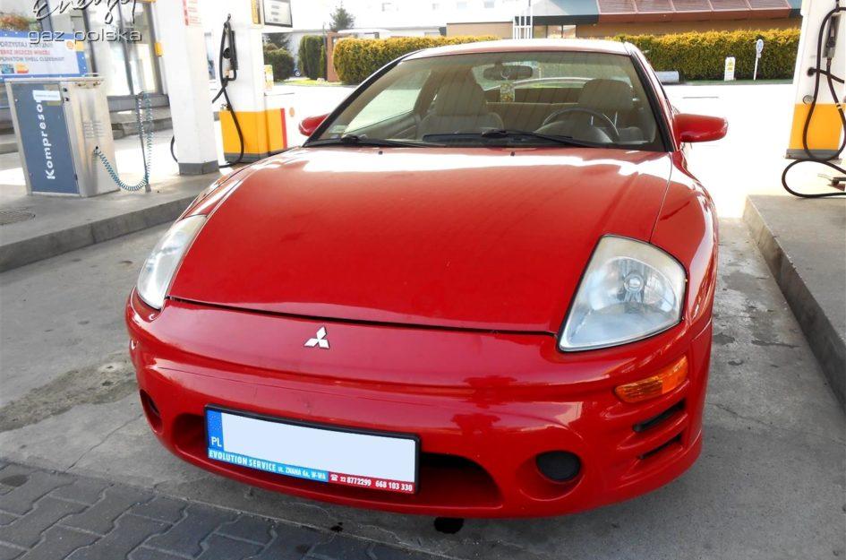 Mitsubishi Eclipse GS 2.4 2003r LPG