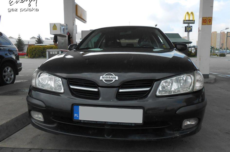 Nissan Almera 1.5 2000r LPG