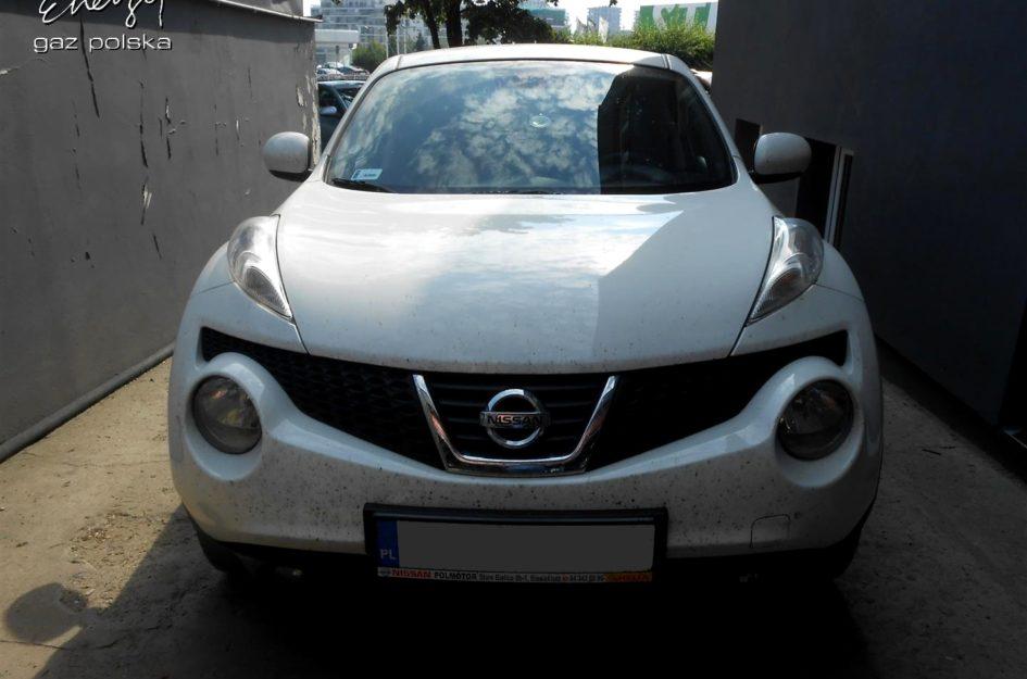 Nissan Juke 1.6 2013r LPG