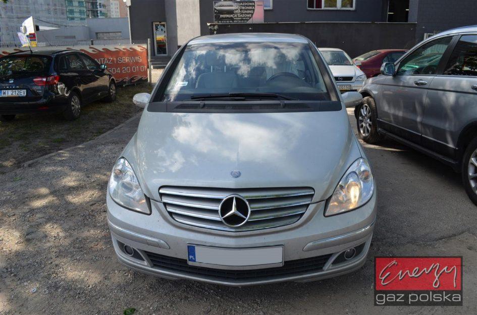 Mercedes B200 2.0 136KM 2005r LPG