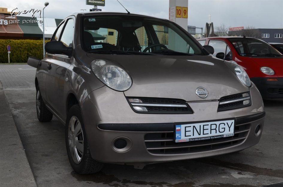 Nissan Micra 1.2 2006r LPG
