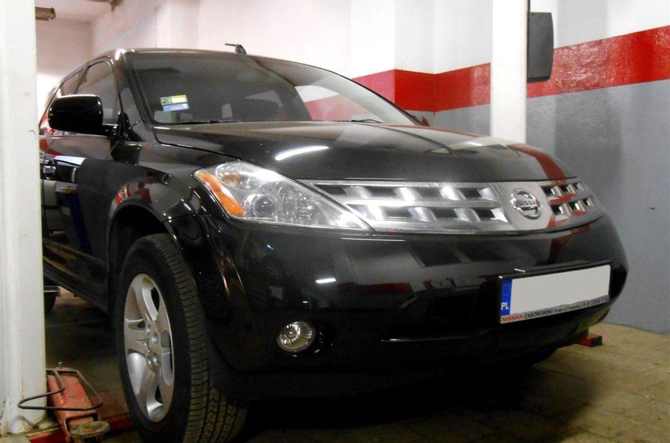 Nissan Murano 3.5 2004r LPG