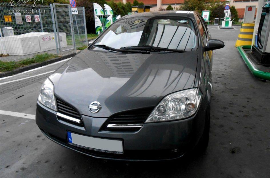 Nissan Primera 1.8 2004r LPG