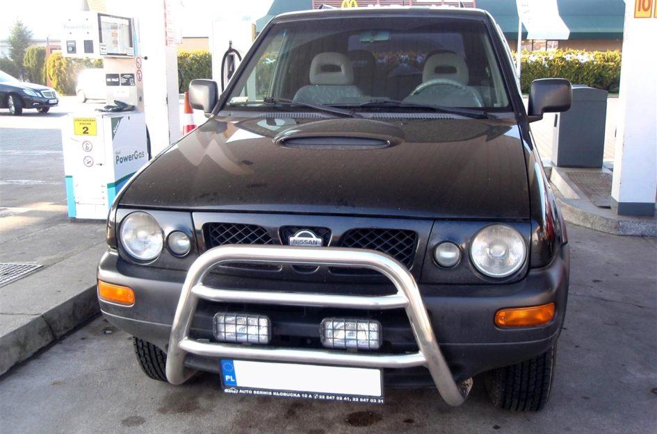 Nissan Terrano II 2.4 1997r LPG