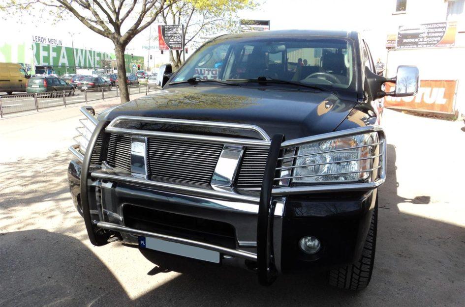 Nissan Titan V8 5.6 2005r LPG