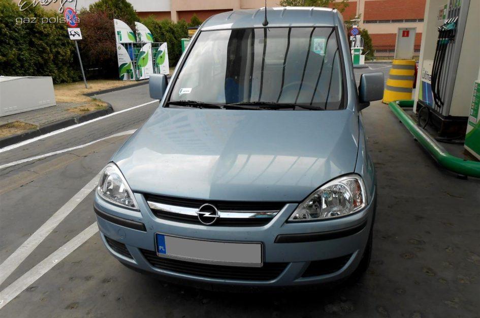 Opel Combo 1.4 2005r LPG