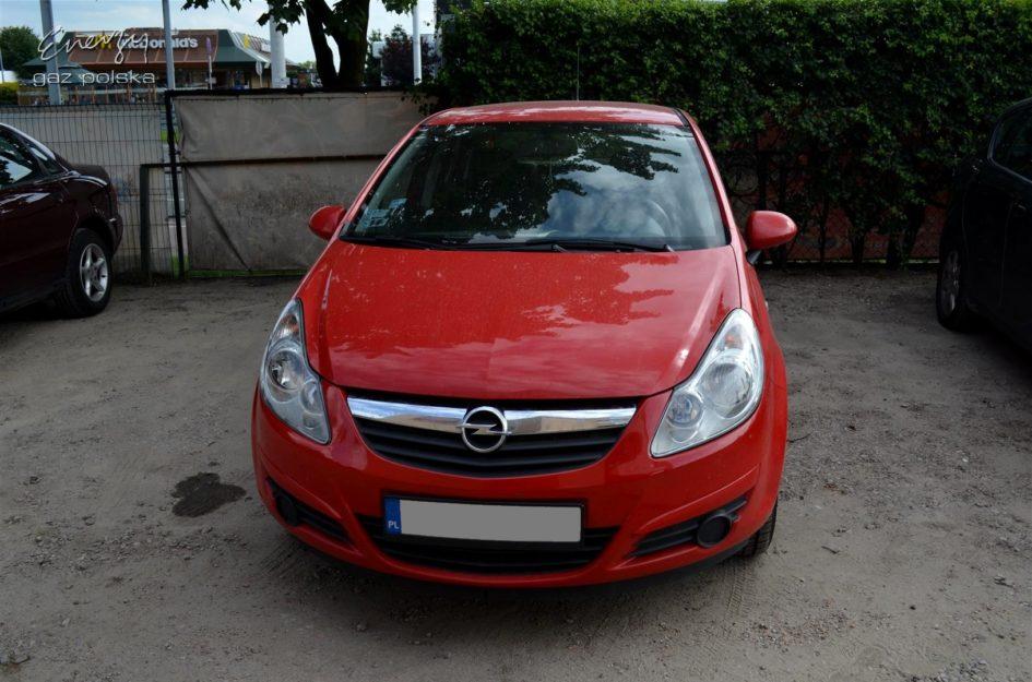 Opel Corsa 1.2 2007r LPG
