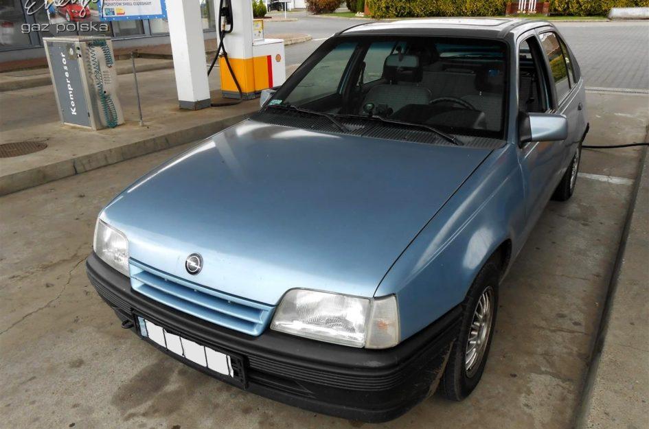 Opel Kadet 1.4 1989r LPG