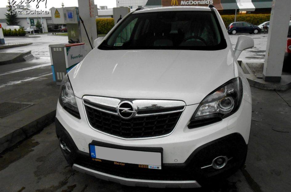 Opel Mokka 1.4 2013r LPG