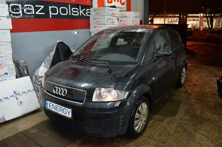 Audi A2 1.4 2000r LPG