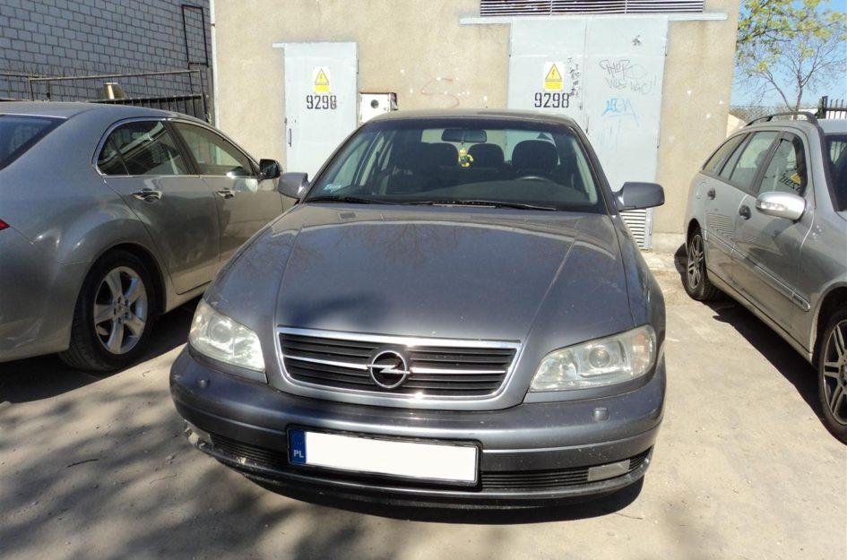 Opel Omega V6 2001r LPG
