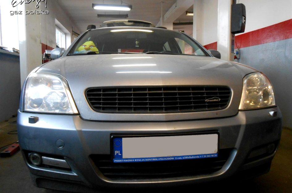 Opel Signum 2.0T 2003r LPG