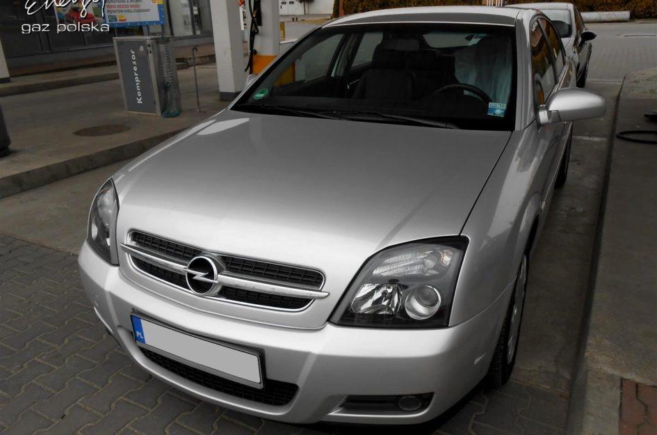 Opel Vectra 1.8 2002r LPG