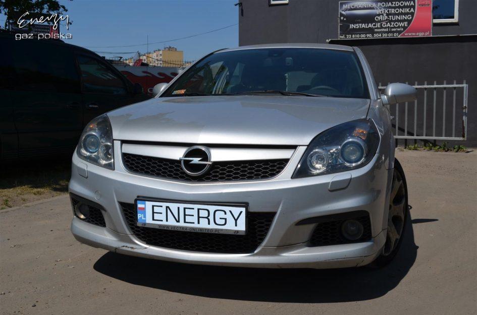 Opel Vectra 2.8 2006r LPG