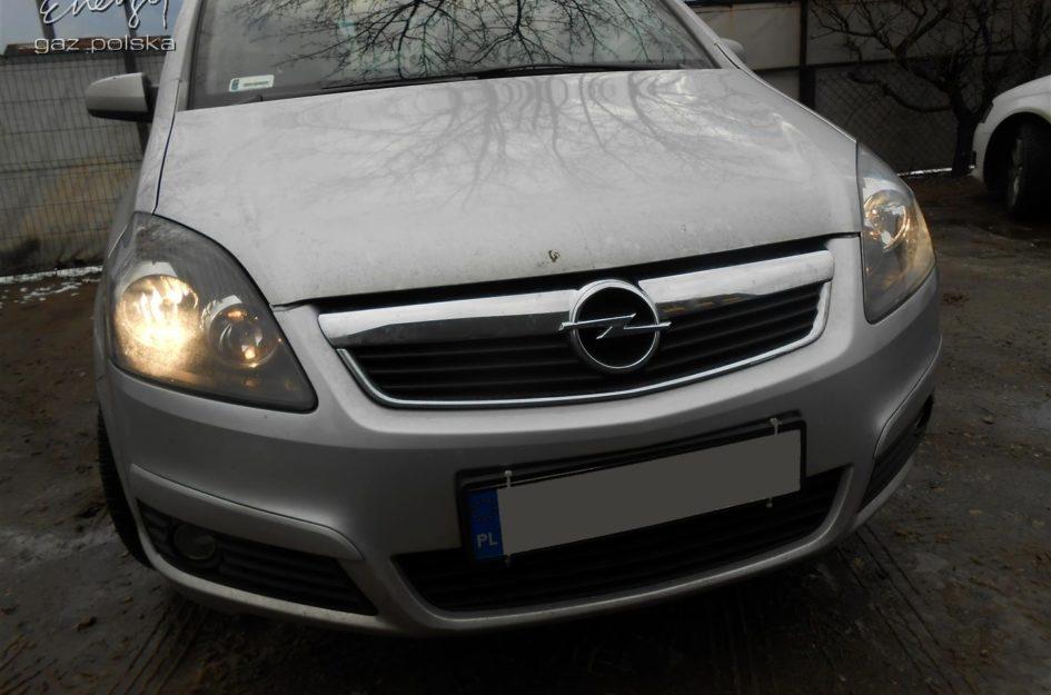Opel Zafira 2.2 2007r LPG