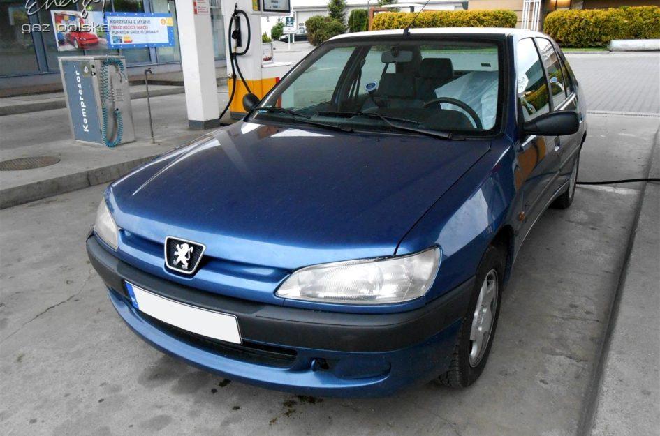 Peugeot 306 1.4 1998r LPG