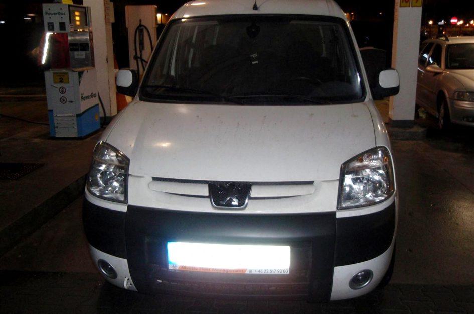 Peugeot Partner 1.6 2008r LPG