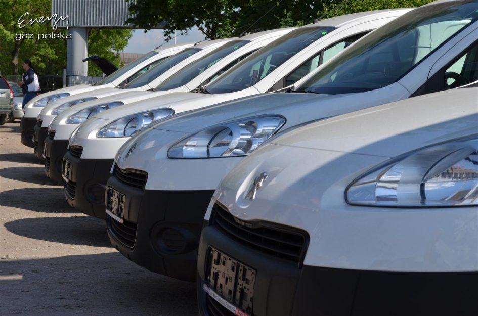 Peugeot Partner 1.6 2014r LPG