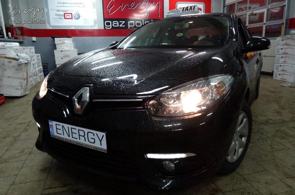 Renault Fluence 1.6 2014r LPG