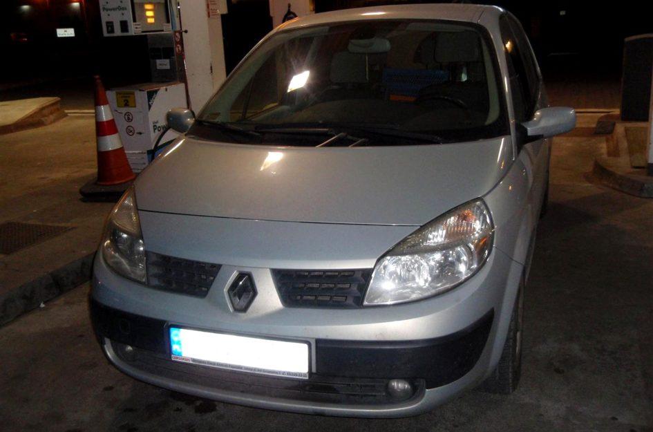 Renault Grand Scenic 1.6 2004r LPG