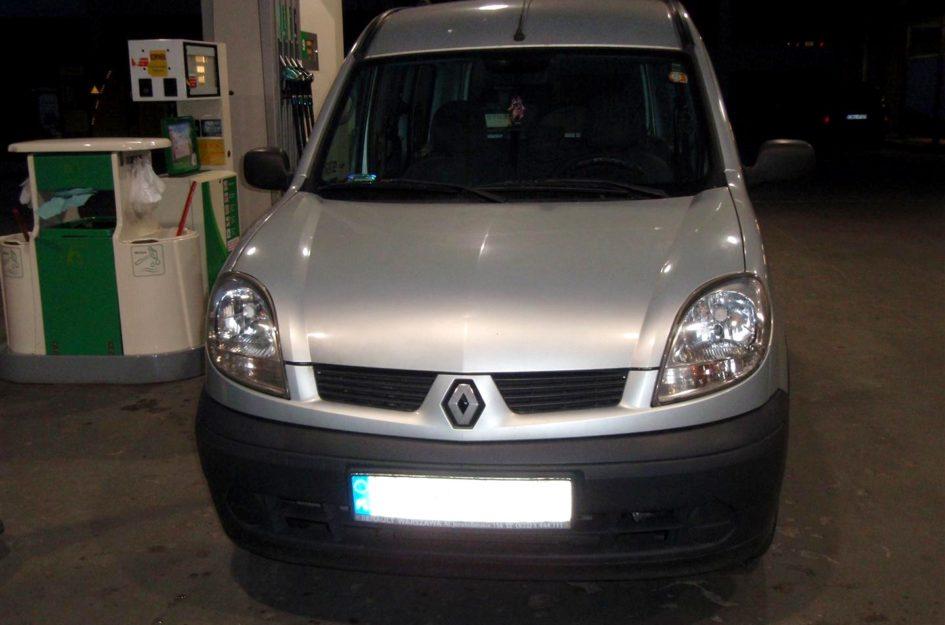 Renault Kangoo 1.6 2004r LPG