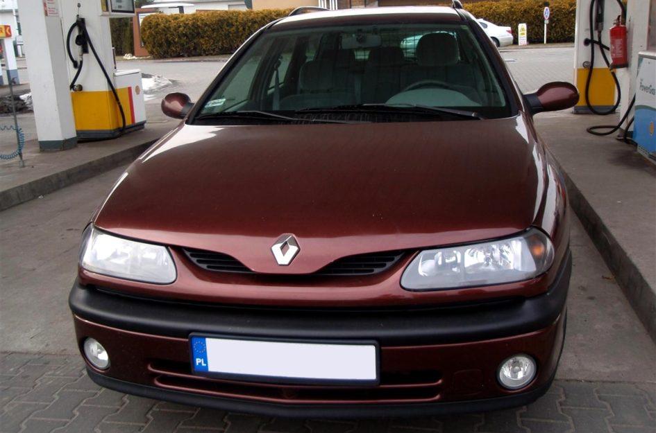 Renault Laguna 1.4 2000r LPG