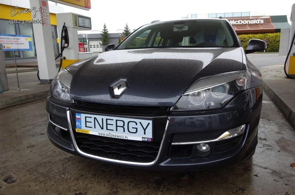 Renault Laguna 2.0 2011r LPG