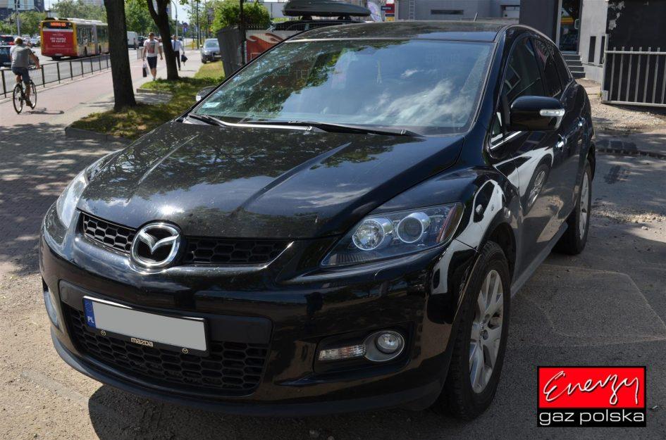 Mazda CX-7 2.3T 260KM 2008r LPG