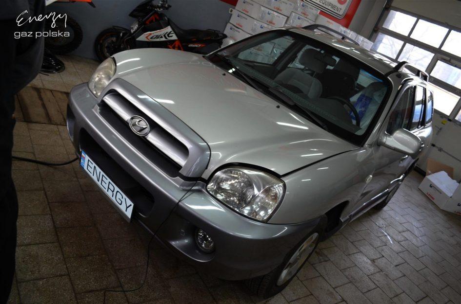 Hyundai Santa Fe 2.4 2005r LPG
