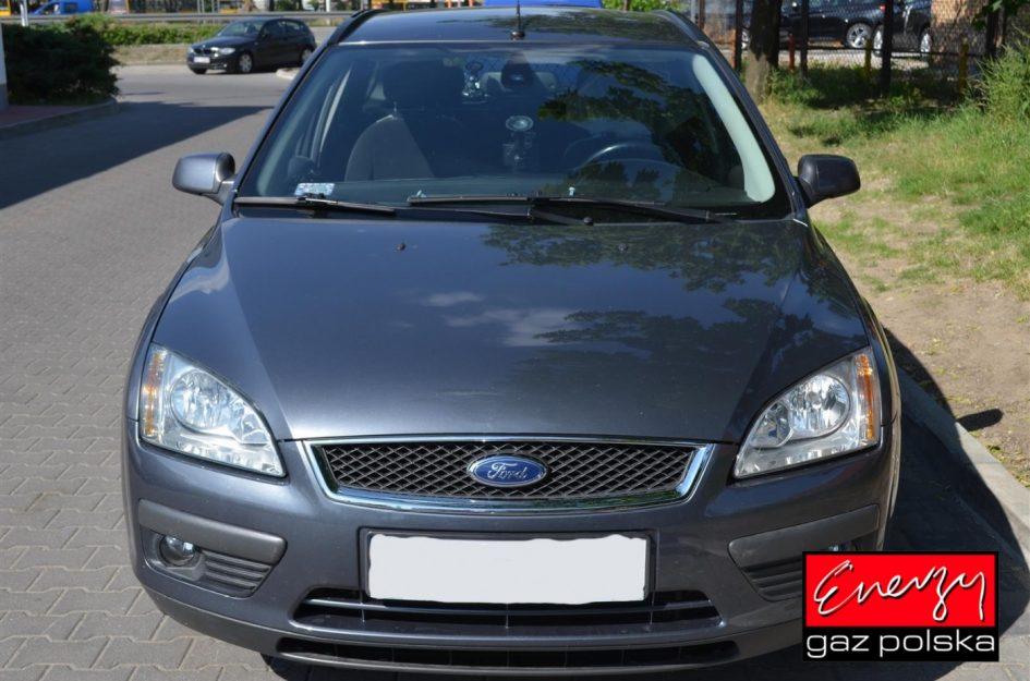 Ford Focus 2.0 145KM 2005r LPG