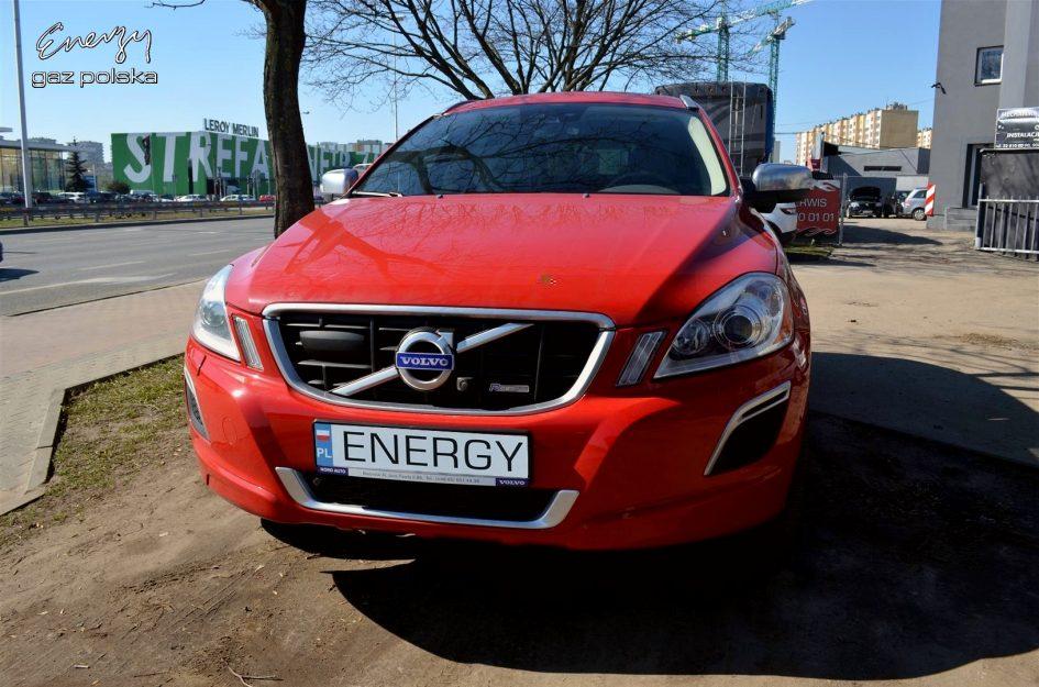 Volvo XC60 3.0 2012r LPG