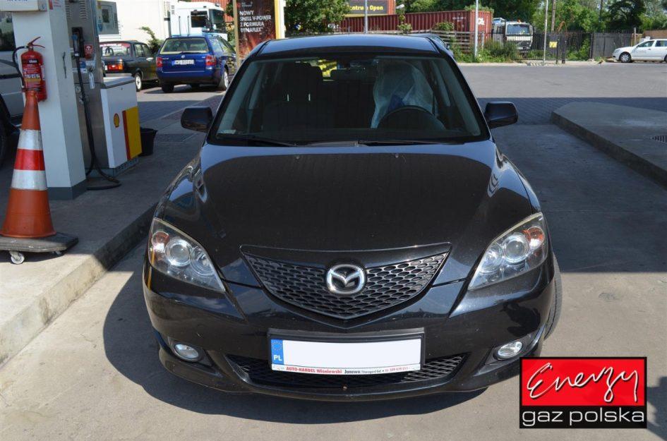 Mazda 3 1.6 105KM 2004r LPG