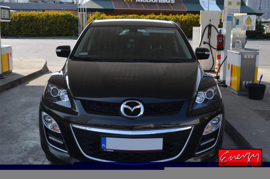 Mazda CX7 2.3T 260KM 2010r LPG