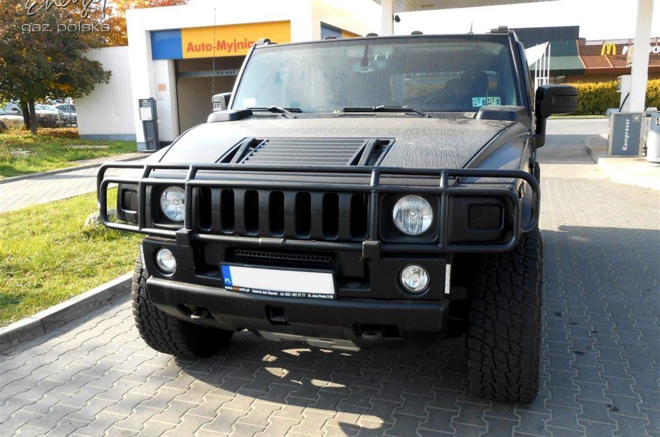 Hummer H2 6.0 V8 2006r LPG