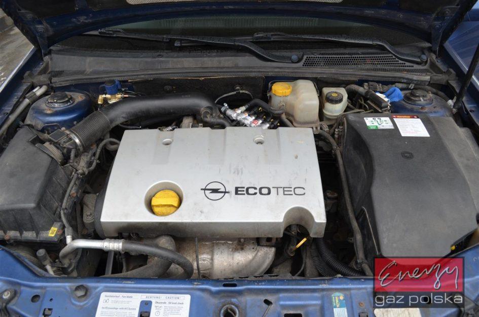 Opel Vectra 1.8 144KM 2002r LPG