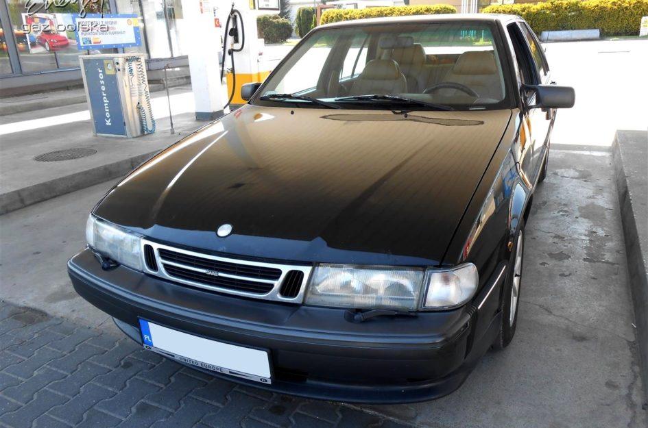 Saab 9000 2.0T 1993r LPG