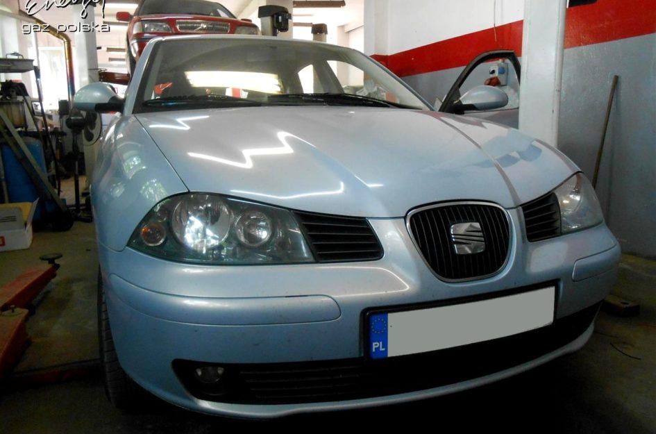 Seat Cordoba 1.4 2003r LPG