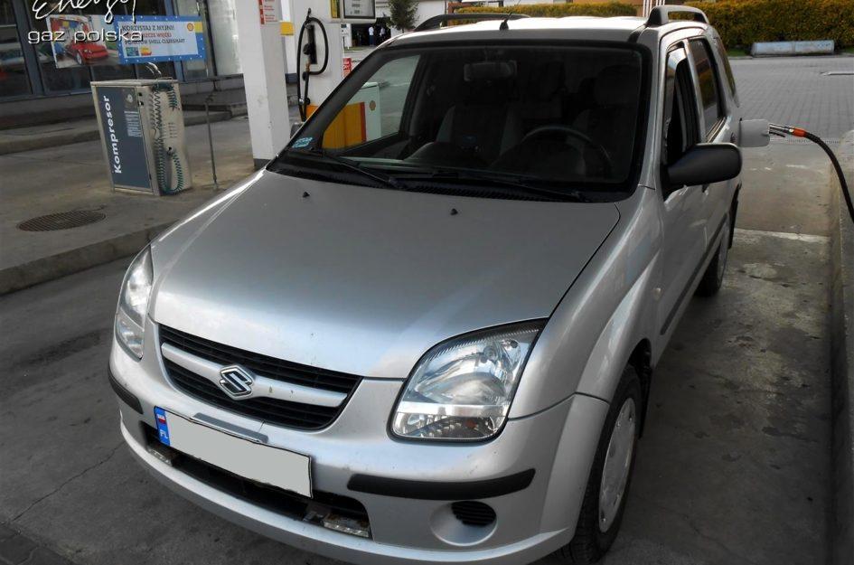 Suzuki Ignis 1.3 2004r LPG
