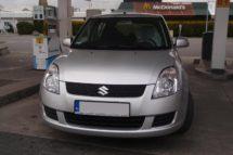 Suzuki Swift 1.3 2009r LPG