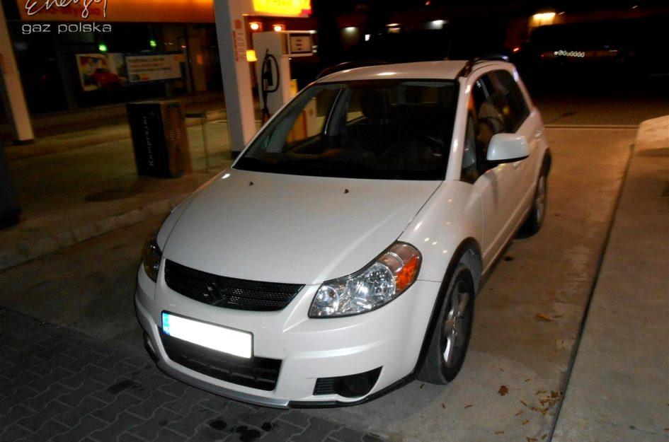 Suzuki SX4 2.0 2006r LPG