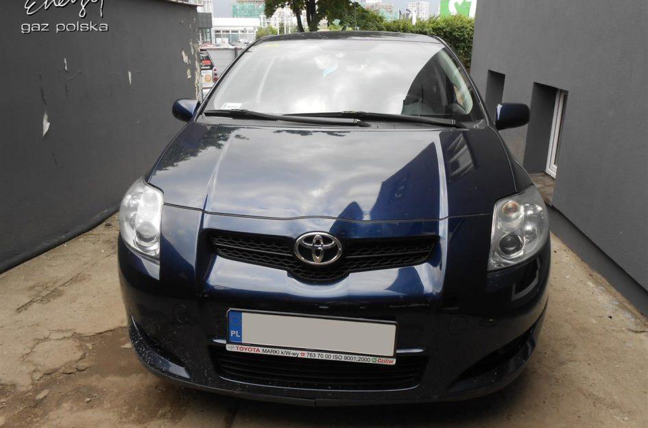 Toyota Auris 1.6 2007r LPG