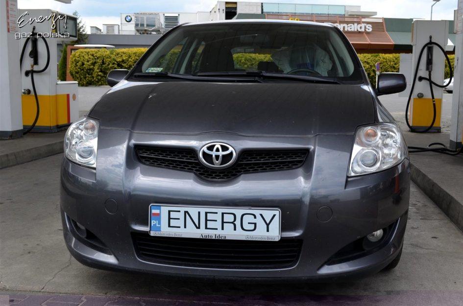 Toyota Auris 1.6 2008r LPG