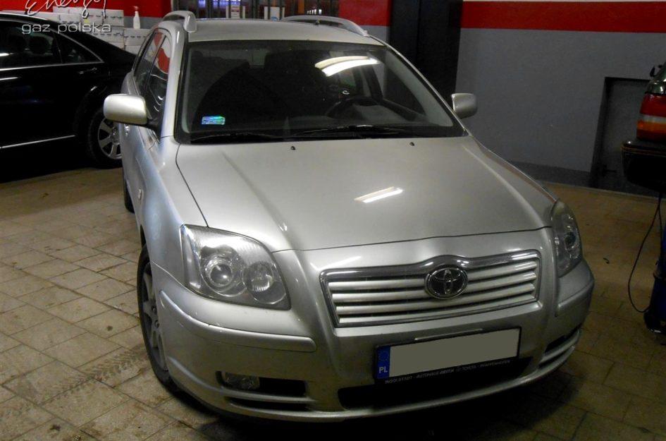 Toyota Avensis 1.8 2004r LPG