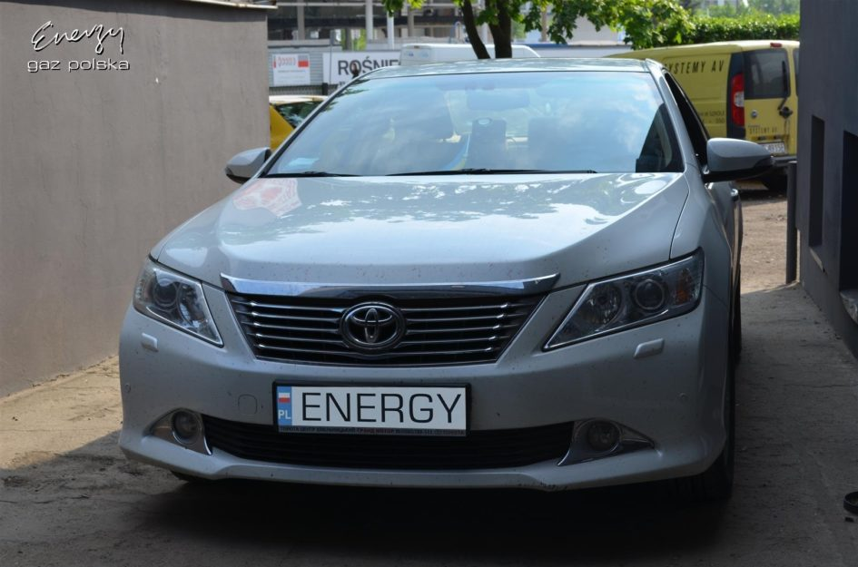 Toyota Camry 2.5 2012r LPG